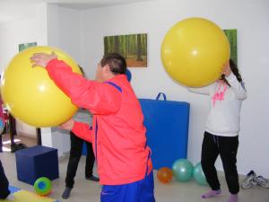 Actividad física y deportiva