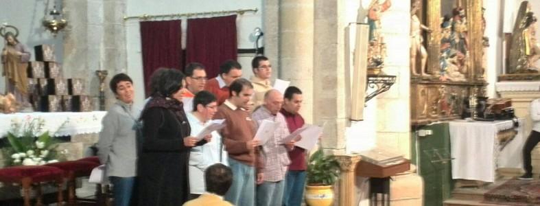 Coro en Fuentepelayo